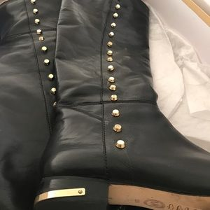 MK studded boots !